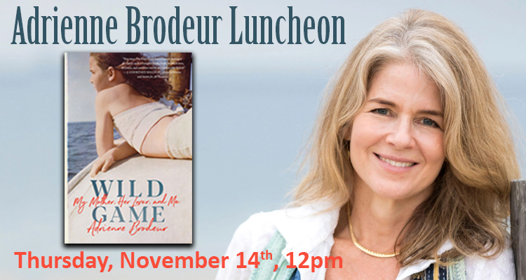 Adrienne Brodeur Luncheon