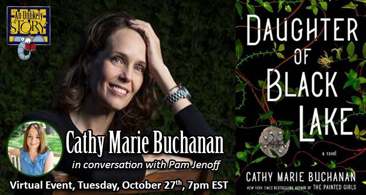 Cathy Marie Buchanan