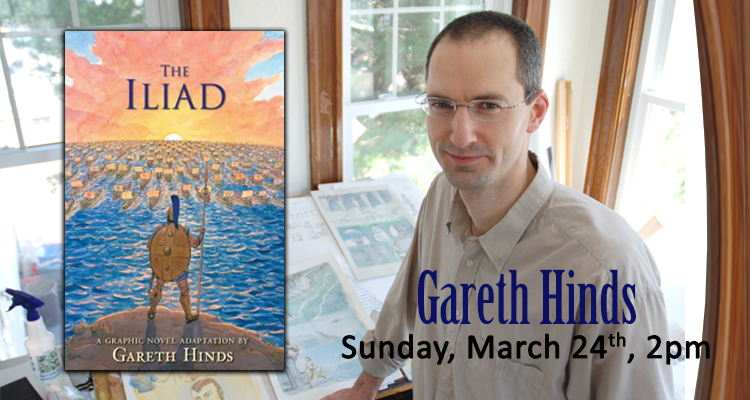 Gareth Hinds