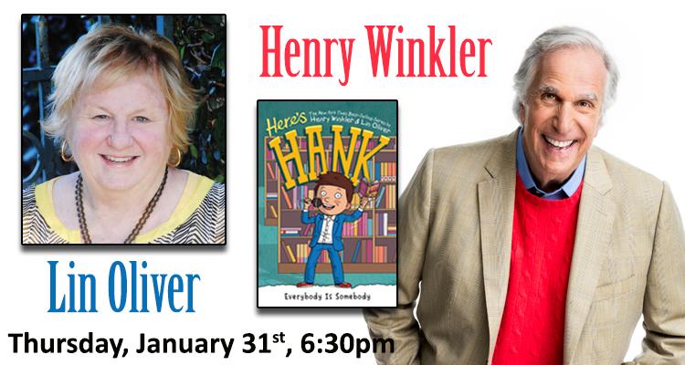Henry Winkler & Lin Oliver
