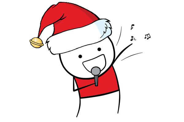 Image result for holiday karaoke