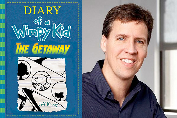 Image result for jeff kinney