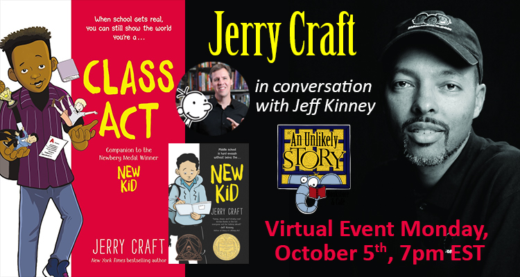Jerry Craft