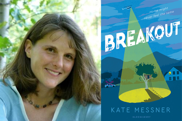 Image result for kate messner author