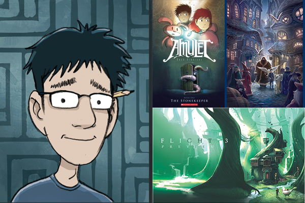 Kazu Kibuishi Net Worth