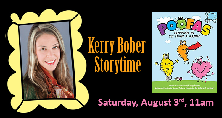 Kerry Bober Storytime