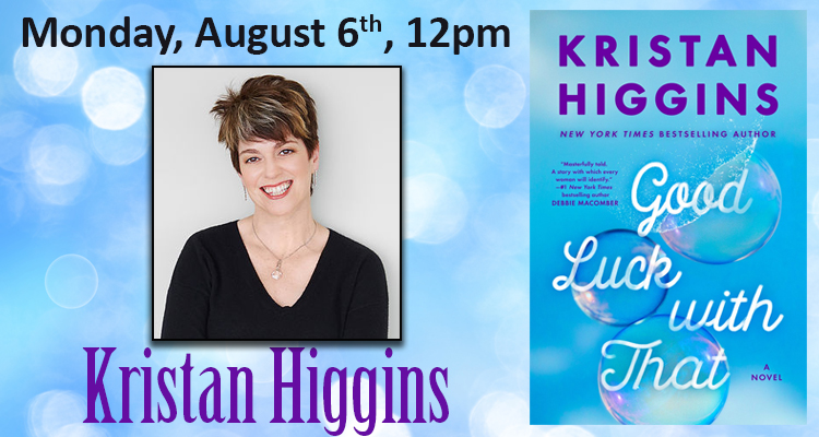Kristan Higgins Luncheon