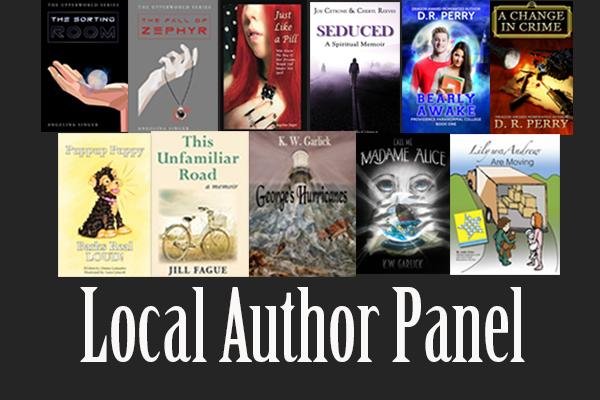 Local Author Panel