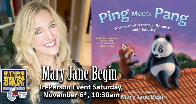 Mary Jane Begin