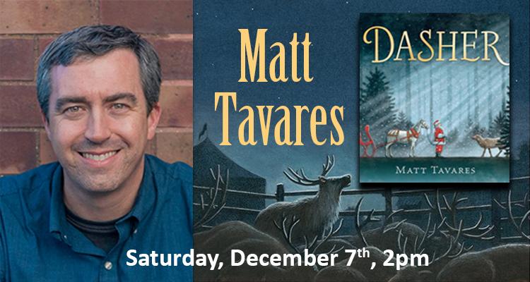 Matt Tavares
