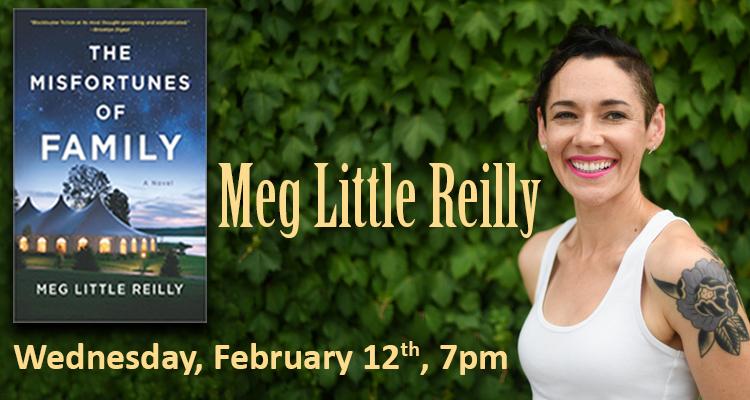 Meg Little Reilly