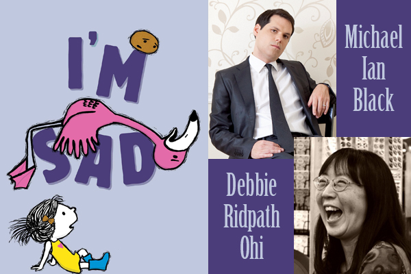 Michael Ian Black _ Debbie Ridpath Ohi