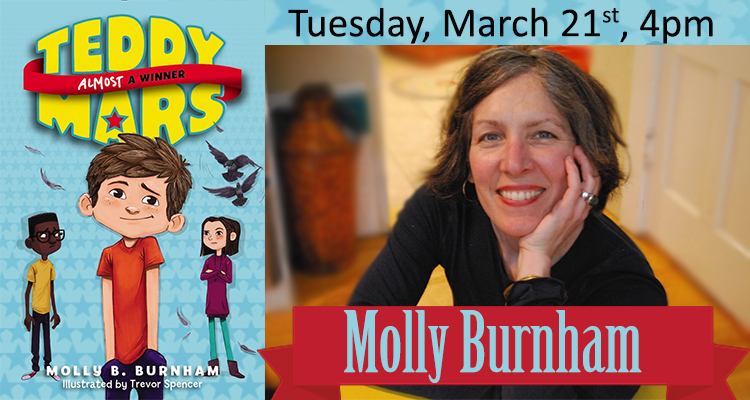 Molly Burnham