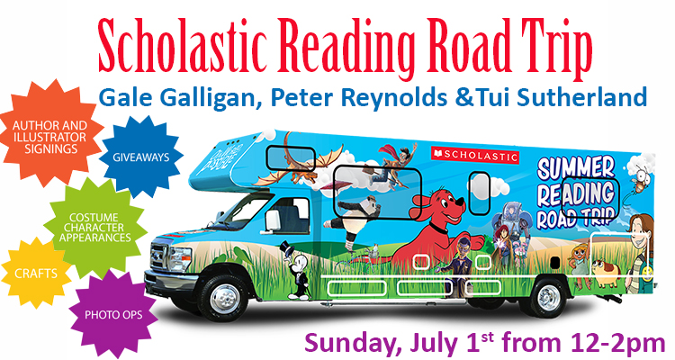Scholastic Reading Road Trip
