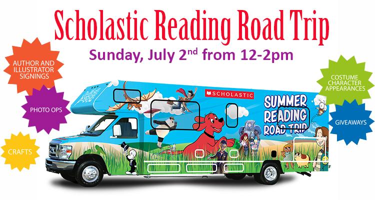 Scholastic Bus Tour