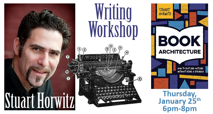 Writing Workshop with Stuart Horwitz