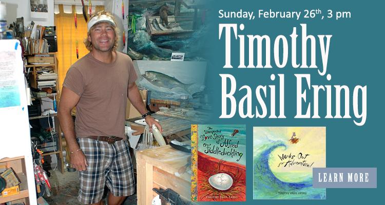Timothy Basil Ering