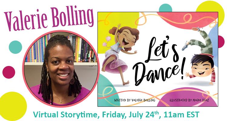 Valerie Bolling Storytime