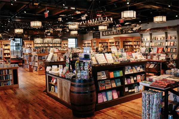 An Unlikely Story - Epic Reads' Bookstore of the Month!