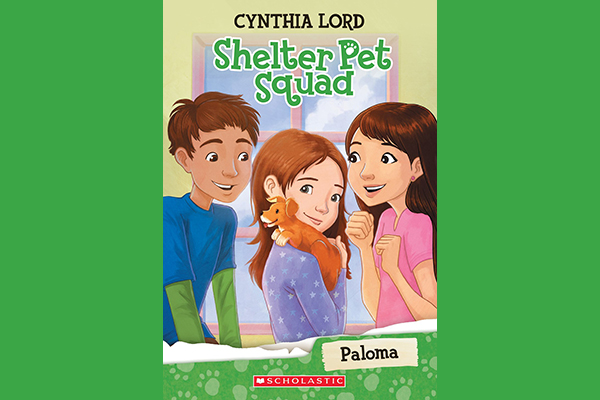 new title tuesday paloma shelter pet squad 3 by cynthia lord an
