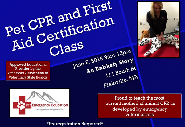 cpr pet aid class certification story certified printer friendly version anunlikelystory