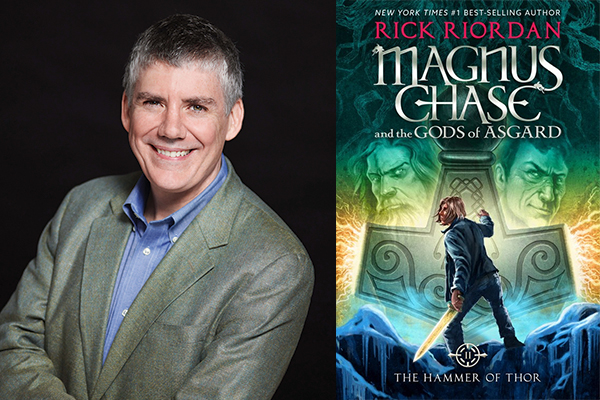 Rick Riordan | An Unlikely Story Bookstore & Café