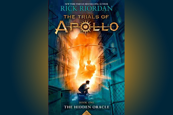 New Title Tuesday-Trials of Apollo: The Hidden Oracle | An ...